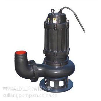 JYWQ型自动搅匀潜水排污泵,无堵塞排污泵,君邺排污泵