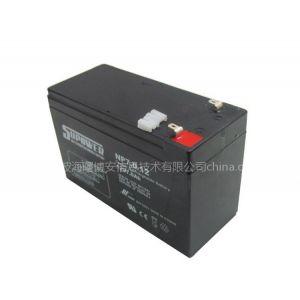 供应门禁后备电源蓄电池/12V7AH蓄电池/报警续电磁