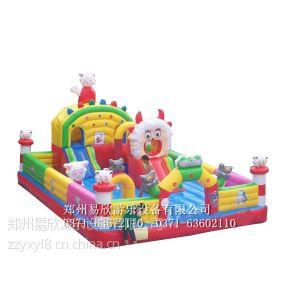 供应大型充气城堡120平喜洋洋(羊羊)充气城堡儿童熊出没充气城堡