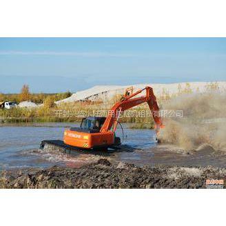 提供荆州水路挖掘机租赁价位