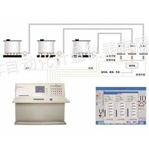 供应液体称重式反应釜配料系统