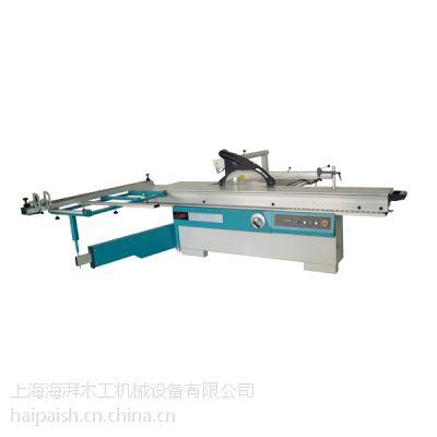供应上海木工推台锯板机/HOLZMAN品牌精密推台锯