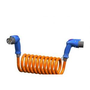 供应DS-EV电动汽车传导式充电插头插座(企标)