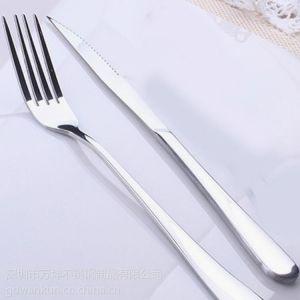 供应现货供应优雅不锈钢牛排刀叉|高档不锈钢刀叉批发