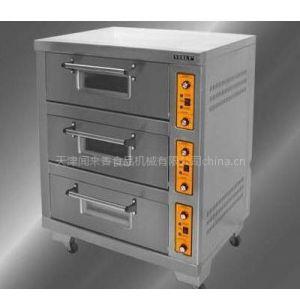 供应汇利牌 VH-33 电烤炉 三层三盘电烘炉