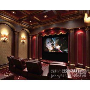 供应深圳家庭影院/私家影院设计方案