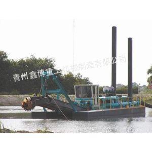 供应专业定做加工绞吸式抽沙船青州鑫博