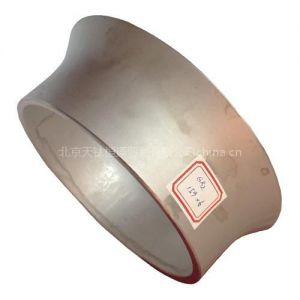 供应钛管 159x6mm,大口径钛管无缝