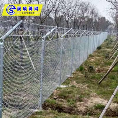 供应东方养殖基地隔离栅,东方养殖基地护栏网,表面可浸塑烤漆