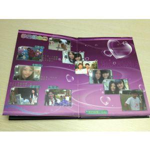 供应天意数码快印高质量毕业纪念册设计排版制作量大从优