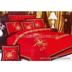 供应床上用品- 床罩/被套/被褥-B版纯棉涤纶被芯(六件套)