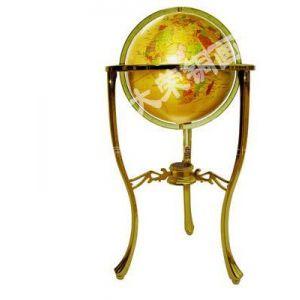 供应铜地球仪、铜质地球仪、金属工艺品