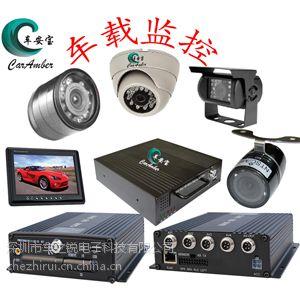 供应厂家直销工业级车载SD卡录像机 车之锐车载DVR 行车记录仪 显示器