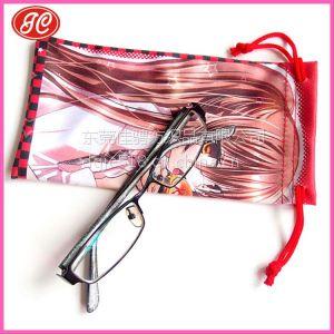 供应眼镜袋厂家供应 超细纤维眼镜袋 太阳眼镜袋 束口袋