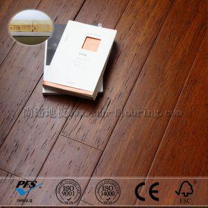供应尚诺竹地板TGB-8仿古重竹地板 丽江晚霞 平扣