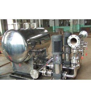 供应无负压变频供水设备