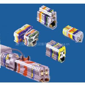供应ABB电压接线端子M4/6、M6/8端子端板FEM6