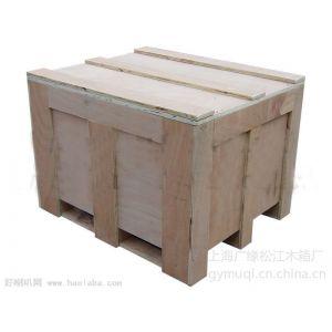供应广缘机电设备包装箱