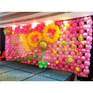 供应气球装饰 气球布置 生日气球装饰 公司开业气球布置