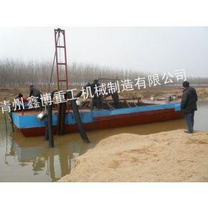 供应专业自卸式抽沙船青州鑫博