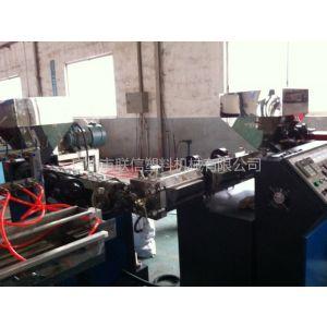 供应PVC单螺杆软硬共挤型材挤出机