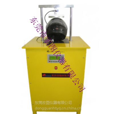 HOTOTECH 头盔硬度试验机