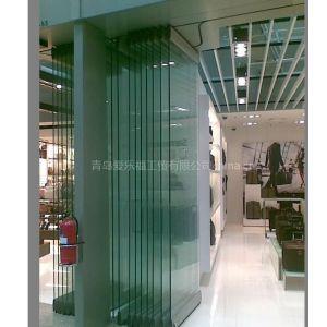 供应ALAFORM多角度转向玻璃隔断移门系统