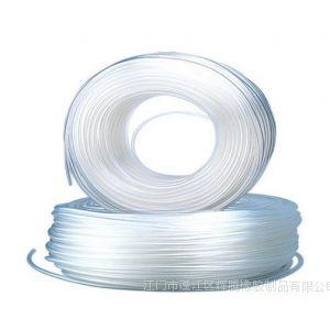 供应优质 环保食品级 无毒 PVC透明管 塑料透明管 塑料软管