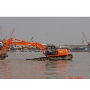 供应SLW180水陆两用挖掘机