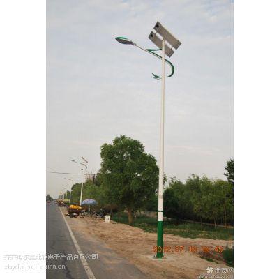 这样的太阳能路灯你满意吗