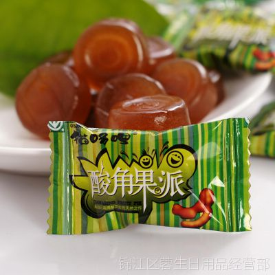 云南特产 绿色食品 猫哆哩 酸角果派1000g 批发