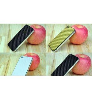 供应【义创】碳纤维iphone4G手机背贴