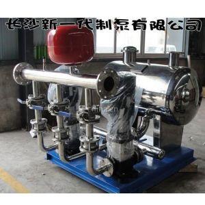 供应无负压变频恒压供水设备1