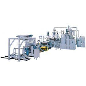 供应KWJP 105-1000 pet片材生产线