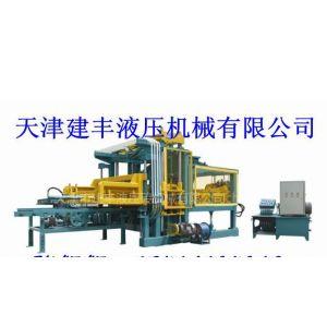 供应免烧砖机地砖机空心砌块机标砖机渗水砖制砖机