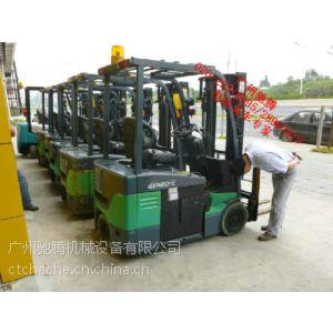供应供应广州二手电动叉车|前移式叉车、平衡重叉车、小型堆高车等等