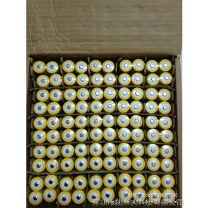 供应UltraFire 神火18650 锂电池5000毫安 强光手电筒充电锂电池3.7V
