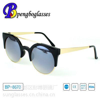 广州彭博眼镜厂-专业太阳眼镜生产厂家