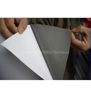 供应观澜可移背胶 透明背胶制作