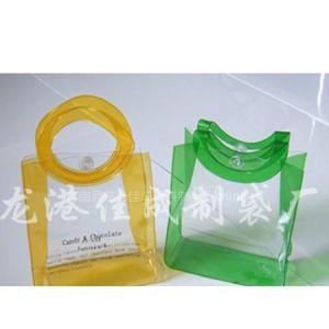 供应PVC塑料袋大厂家 PVC礼品袋 广告袋 【PVC服装袋】厂家直销