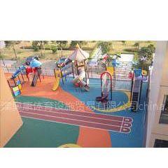 供应幼儿园塑胶运动地板铺设