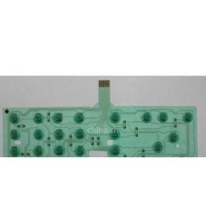 供应供應硅膠鍵盤線路