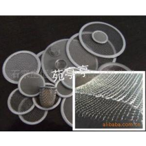 供应石家庄恒佳专业生产耳机,扬声器不锈钢过滤网片