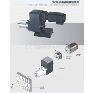 供应CNC 卧式机齿轮机头系列