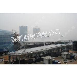 供应屋顶膜结构舞台膜结构工程设计施工