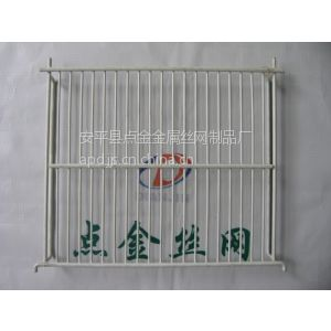 供应出售优质冰箱搁架|pvc保鲜架|冰柜展示网架