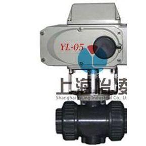 供应SQ911W-10S电动塑料球阀