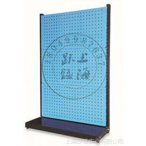 供应信高固定单面置物架物料架零件盒物料架方孔挂板挂钩物料架工具物