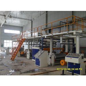 高速单面瓦楞纸板生产线