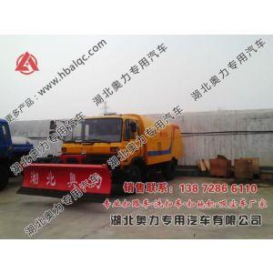 供应东风平头扫路车在哪里买划算 动物园扫路车 扫路车多少钱一台
